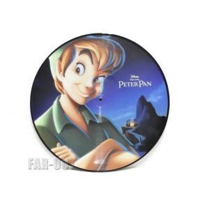 ピーターパン ピクチャー LPレコード 限定版 ディズニー|far-out