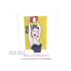 MoMA ロイ・リキテンシュタイン メッセージカード 10枚入り セット Roy Lichtenstein|far-out