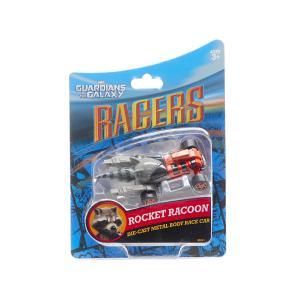 ディズニーレーサー ガーディアンズ・オブ・ギャラクシー ロケット・ラクーン Rocket Raccoon アライグマ メタルダイキャスト ミニカー テーマパーク限定|far-out