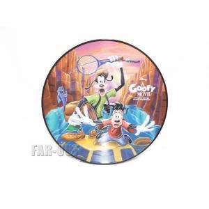 A Goofy Movie グーフィーとマックス ホリデーは最高 ピクチャー LPレコード 限定版 ディズニー|far-out