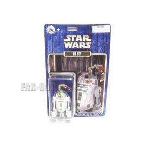 スター・ウォーズ R3-H17 w/ヤドリギ ドロイドファクトリー クリスマス フィギュア STAR WARS ディズニーテーマパーク限定|far-out