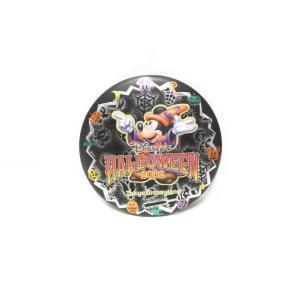 東京ディズニーランド ハロウィーン 2002年 ミッキー 缶バッジ TDL 缶バッチ|far-out
