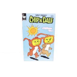 チップ&デール コミックブック 大きなサングラス 表紙 WHITMAN 1982年 ヴィンテージ まんが ディズニー チップとデール|far-out