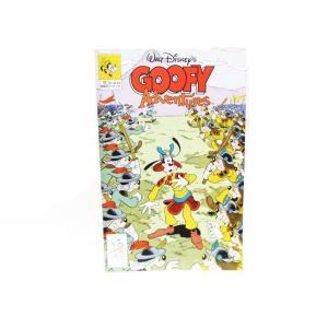 グーフィー アドベンチャー コミックブック 1990年 まんが サムライ Samurai Goofy ディズニーコミック Goofy Adventures|far-out
