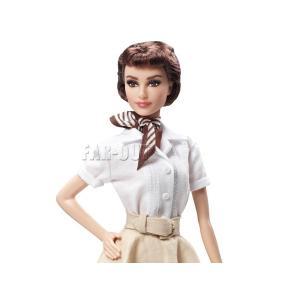 バービー オードリー・ヘップバーン ローマの休日 ドール 人形(X8260)|far-out