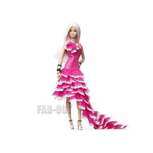 マテル社  USA 2011年  ゴールドラベル  プレイ・ウィズ・ファッションピンクドールは、彼女...