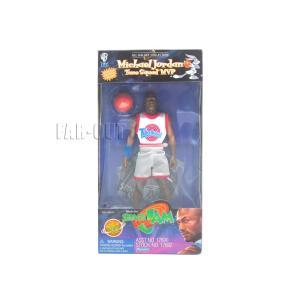 Space Jam スペース・ジャム マイケル・ジョーダン ドール 人形 バスケットボール 1996年 Michael Jordan ルーニー・テューンズ|far-out