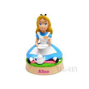 ふしぎの国のアリス アリス ボブルヘッド フィギュア ディズニーストア 2000年代初め Alice Bobbin Head Mascot