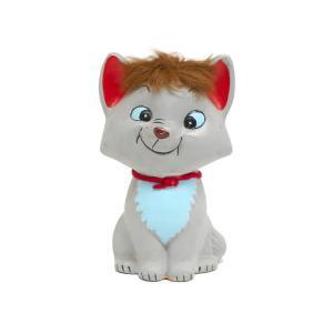 アリストキャット ベルリオーズ ポーセリン バンク ヴィンテージ 貯金箱 おしゃれキャット 猫 ディズニー|far-out