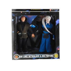 スター・ウォーズ ルーク・スカイウォーカー&ビブ・フォーチュナ ポーザブルドール 人形 ボックス入り2点セット コレクターシリーズ Kenner社 1996年|far-out