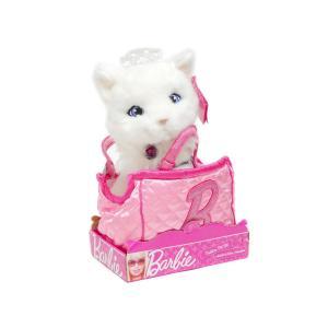 バービー 子猫のブリッサ ぬいぐるみ バービーロゴ ハンドバッグ入り RUSS Barbie Fashion Pet Set Blissa|far-out