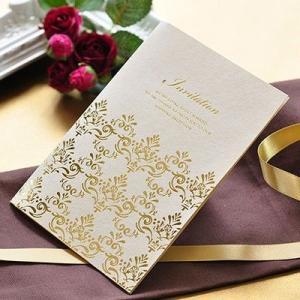 結婚式 招待状 カミーユ 招待状完成品オーダー 20部から|farbe