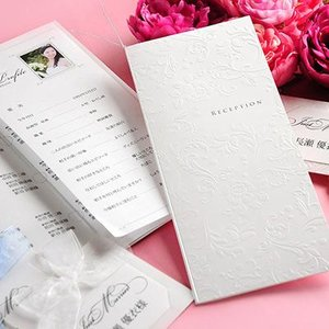 フェリスタ「席次表手作りセット」/結婚式|farbe