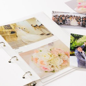 両親贈呈品 花嫁手紙 ブライズセット 「ブライト」感謝状・フォトアルバム・結婚|farbe|06