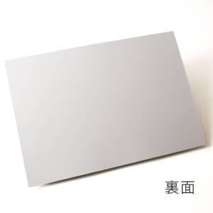 席札 ペーパーランチョンマット デザインBメニュー付【クラフト風】/ 結婚式|farbe|06