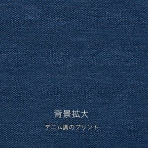 席札 ペーパーランチョンマット デザインC【デニム風】/ 結婚式|farbe|05