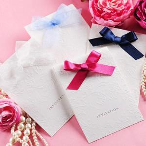 「招待状完成品オーダー」フェリスタ(印刷つき)/結婚式|farbe
