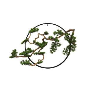 壁掛け造花盆栽|faristyle
