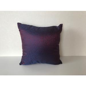 クッション 40*40 赤紫|faristyle