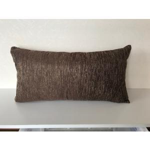 枕型クッションL ブラウンゴールド|faristyle