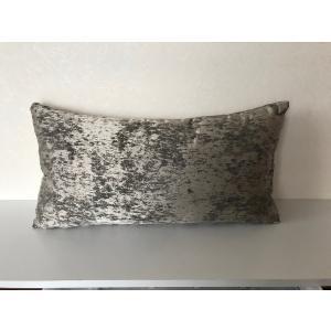 枕型クッションL シルバーグレー|faristyle