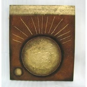 バリモダン アートパネル 60*70 (アジアンインテリア)|faristyle