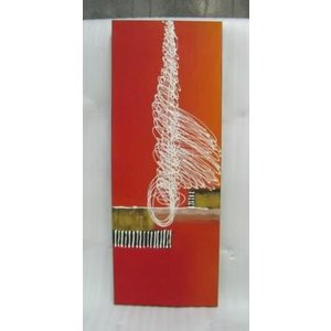 バリモダン アートパネル 45*120 (アジアンインテリア)|faristyle