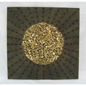 バリモダンアートパネル 80*80 (アジアンインテリア)|faristyle