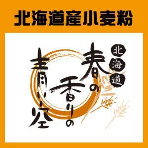 「春の香りの青い空」十勝産パン用小麦粉 1kg