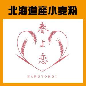 「春よ恋100%」北海道産パン用小麦粉 25kg farmtokachi