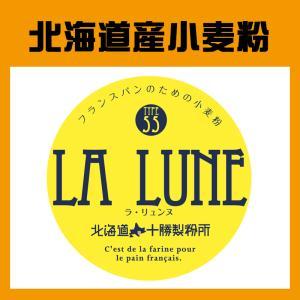 「LA LUNE(ラ・リュンヌ)Type55」北海道産フランスパン用小麦粉 5kg farmtokachi