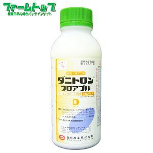 殺虫・殺ダニ剤 ダニトロンフロアブル 500ml