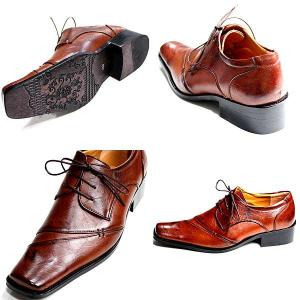 ビジネスシューズ メンズ 革靴 イタリアンクラシコ 歩きやすい フォーマル 紳士靴 靴 PU 仕事 就活 ルミニーオ luminio 041 セール 2018 秋冬 新作|fashion-labo|03