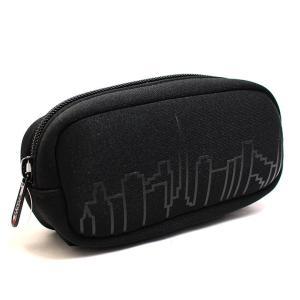 マンハッタンポーテージ Manhattan Portage ポーチ スカイラインポーチ 小物入れ メンズ レディース ブラック ロゴ ブランド 1077np-bk fashion-labo