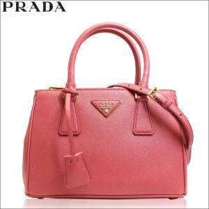 プラダ PRADA バッグ ハンドバッグ ショルダーストラップ付き 2way サフィアーノ アウトレット ブランド 1ba896 セール 新品|fashion-labo