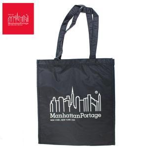 マンハッタンポーテージ Manhattan Portage Nylon Tote Bag-MD バッグ トートバッグ エコバッグ ブラック メンズ レディース 軽い 軽量 ブランド 20051 fashion-labo