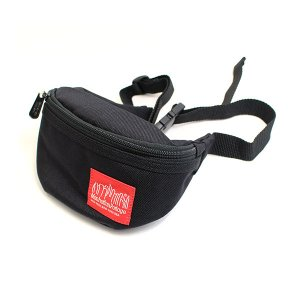 マンハッタンポーテージ バッグ ボディバッグ ウエストバッグ ポーチ メンズ レディース ブラック XSサイズ コーデュラ 7100 Manhattan Portage ブランド fashion-labo