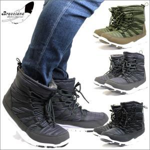 ブーツ メンズ スノーブーツ 防水 加工 防寒 靴 シューズ 7372 セール 2018 秋冬 新作|fashion-labo