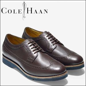 コールハーン 靴 ビジネスシューズ ウィングチップ レザー 本革 COLEHAAN メンズ ブランド 13273 セール 2018 秋冬 新作|fashion-labo