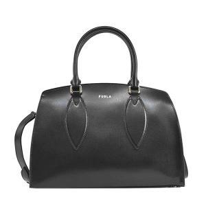 フルラ FURLA バッグ トートバッグ ショルダーバッグ 2WAYバッグ レディース レザー 本革 ブラック 黒 ロゴ ブランド BASPFDR fashion-labo