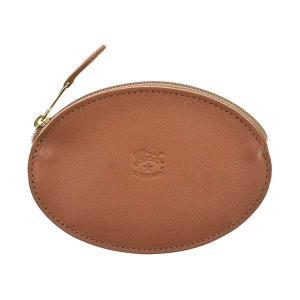 イルビゾンテ IL BISONTE 財布 小銭入れ コインケース SCP001 メンズ ライトピンク 牛革 ブランド fashion-labo