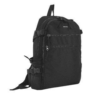 ディーゼル DIESEL バックパック リュックサック リュック カバン メンズ ブラック 大容量 旅行 ロゴ ブランド X05119 fashion-labo