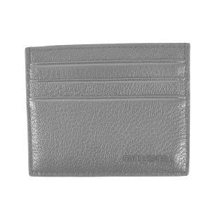 ディーゼル DIESEL カードケース パスケース X06628 メンズ ブラック 黒 羊革 シープスキン 本革 ロゴ ブランド fashion-labo