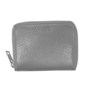 ディーゼル DIESEL 財布 小銭入れ コインケース メンズ ブラック グリーン 羊革 レザー 本革 ブランド X07321 fashion-labo