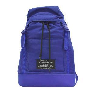 ディーゼル DIESEL バッグ バックパック リュックサック メンズ ブルー 大容量 ブランド X06625 fashion-labo