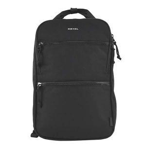 ディーゼル DIESEL バッグ バックパック リュックサック デイパック X07279 メンズ ブラック 黒色 ナイロンバッグ ブランド fashion-labo