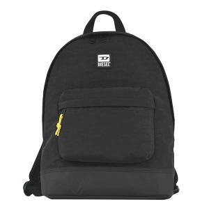 ディーゼル DIESEL バッグ バックパック リュックサック デイパック X07291 メンズ ブラック 黒色 ナイロンバッグ ブランド fashion-labo