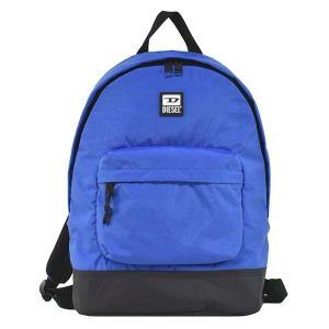 ディーゼル DIESEL バッグ バックパック リュックサック リュック X07291 メンズ ブルー 青 ナイロン ロゴ ブランド fashion-labo