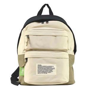 ディーゼル DIESEL バッグ バックパック リュックサック デイパック X07809 メンズ ホワイト 白色 ブランド fashion-labo