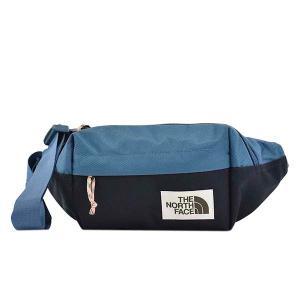 ノースフェイス THE NORTH FACE バッグ ウエストポーチ ボディバッグ ベルトバッグ メンズ ネイビー ブルー 軽量 アウトドア ロゴ ブランド NF0A3KY6|fashion-labo
